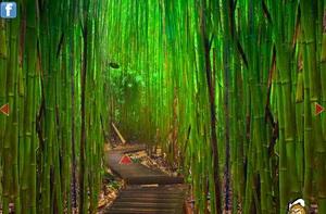 Jouer à Bamboo forest escape