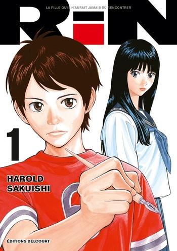 Rin - Tome 01 - Harold Sakuishi