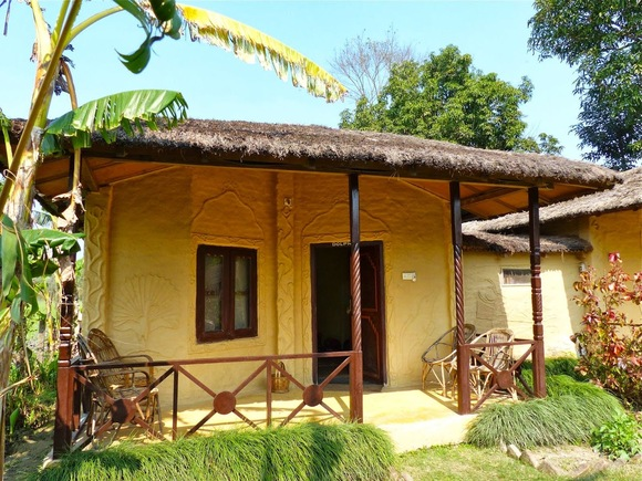 Bardia National park; Racy Shade Resort hôtel