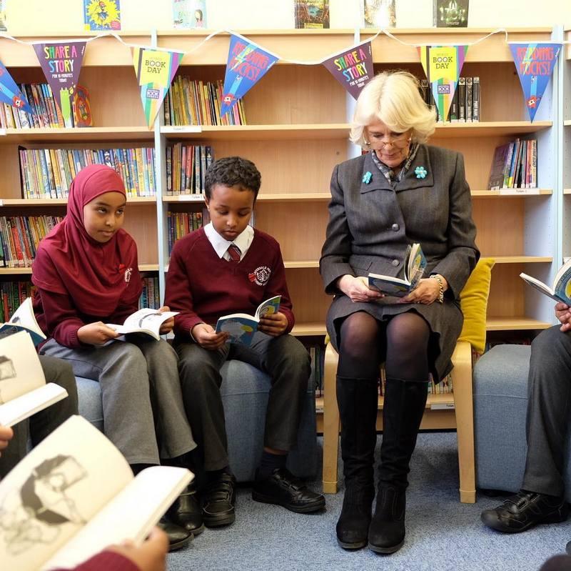 Journée mondiale de la lecture