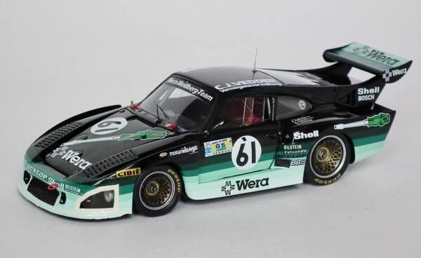 Le Mans 1981 Abandons II