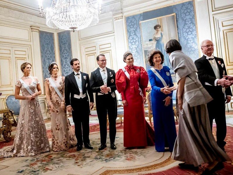 les Nobel au palais
