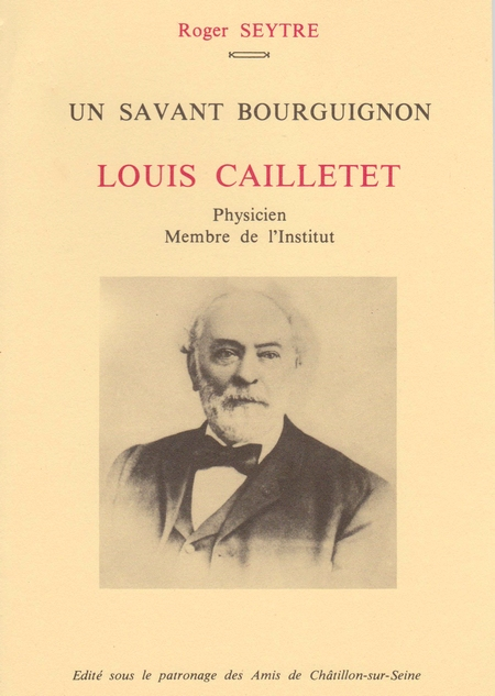 Louis Cailletet honoré à saint Marc sur Seine