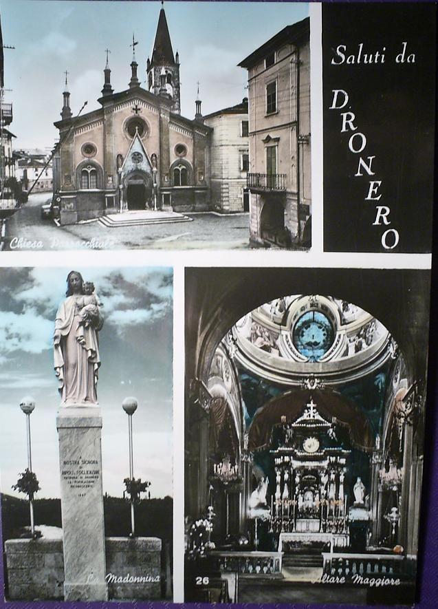 Miracle Eucharistique Italie Dronero 1631