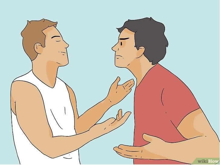 Autodéfense aïkido verbal