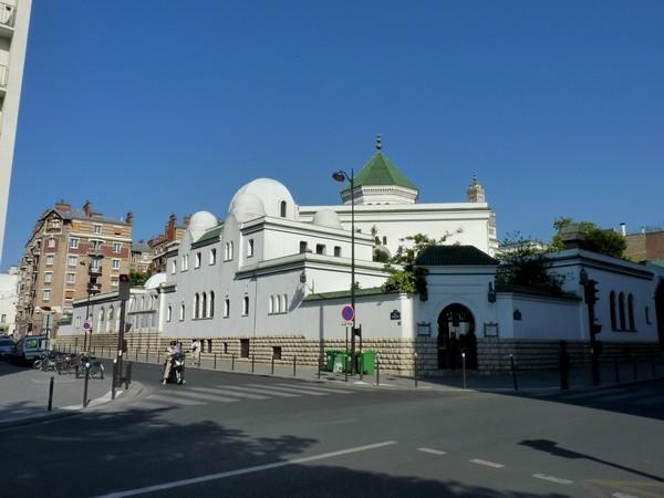 25 - Grande mosquée de Paris