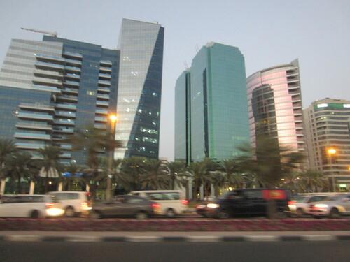 Carte postale de Dubai (1)