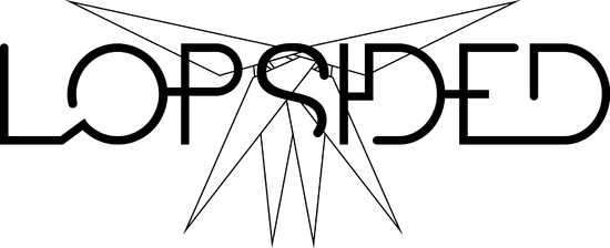 LOPSIDED_Logo