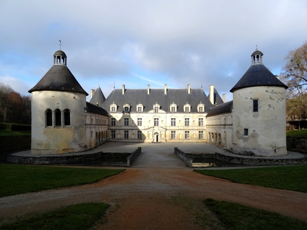 Bussy-Rabutin, un château gourmand....