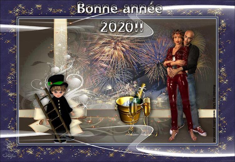 74. Versions Joyeuse Année 2020
