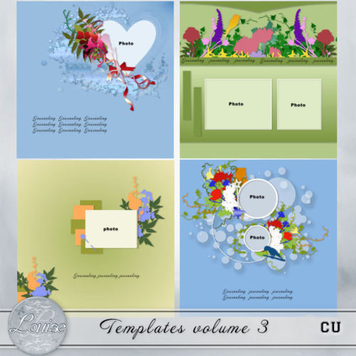 Templates by Louise L