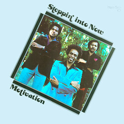 Motivation - Steppin' Into Now - Complete LP