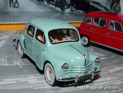 4cv Luxe 1954