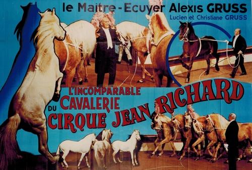 Jean Richard, le cirque des vedettes : Alexis Gruss Sénior