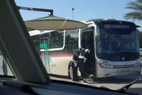 """RABAT - POLICIER AIDANT UN """"CHIBANI"""""""