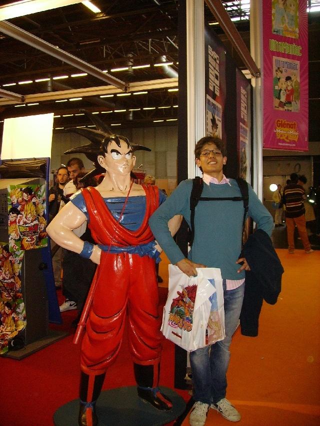 Sangoku le super guerrier saya-jin