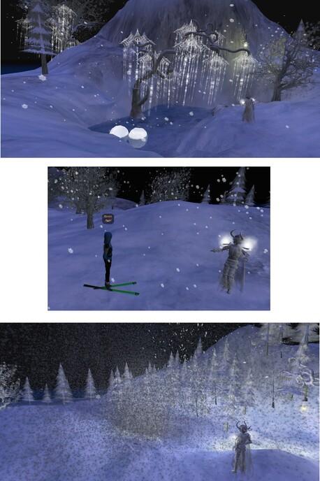 L'Esprit des Neiges