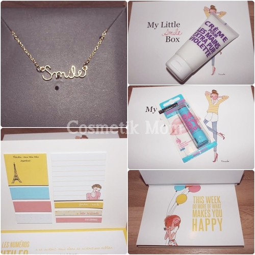My Little Box de Janvier 2014 ~ Spoilers