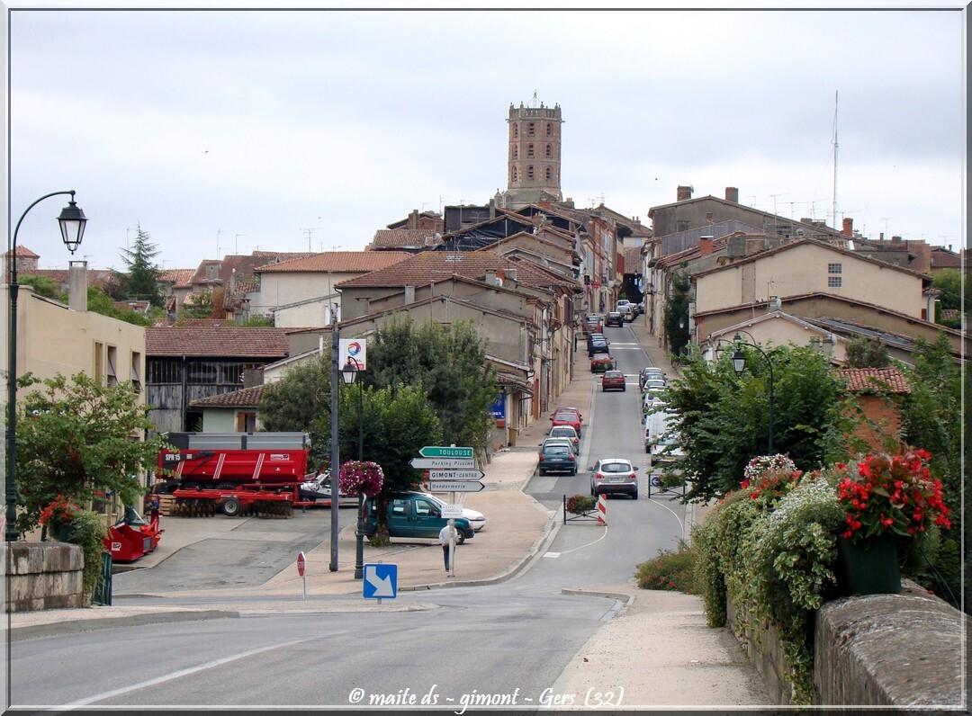Gimont - Villes et villages du Gers - 32 (2)
