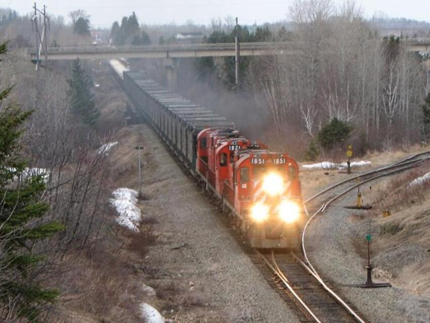 10 images de trains/locomotives
