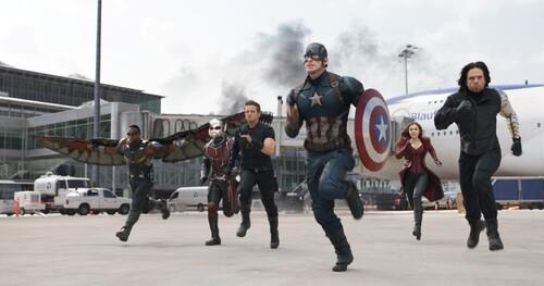 Captain America Civil War de Joe et Anthony Russo