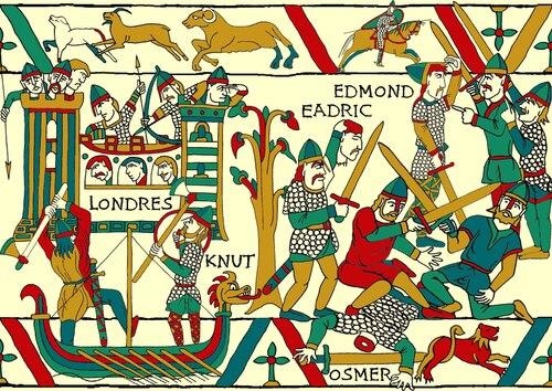 Histoire d'Emma la Normande (2)