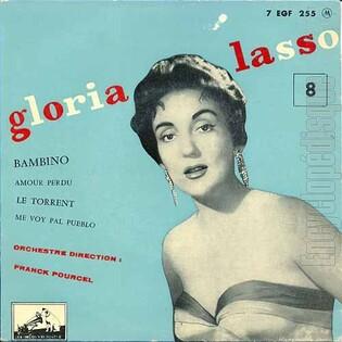 Gloria Lasso, 1957
