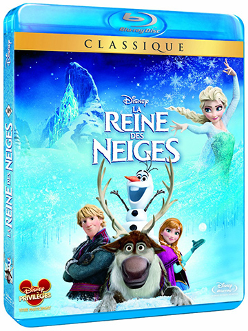 Telecharger La Reine des neiges (2013) [BluRay 1080p MULTI + TRUEFRENCH]