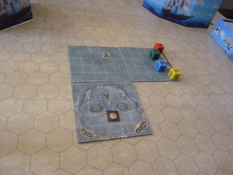 Pirate Dice (zone de navigation)