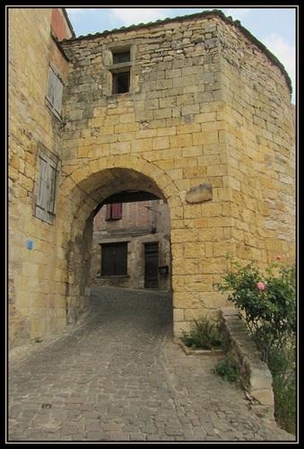 Cordes-sur-Ciel et Saint-Antonin-Noble-Val