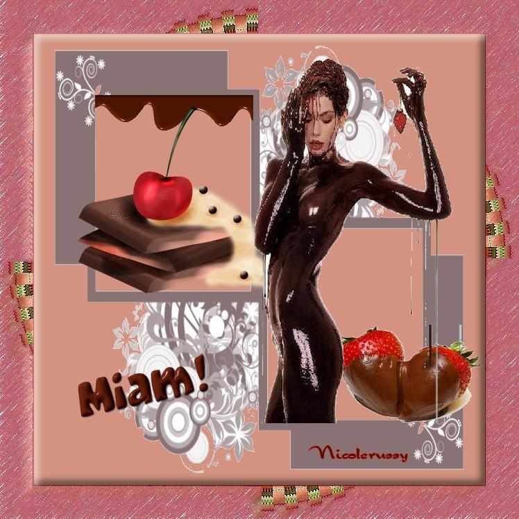 chocolat miam