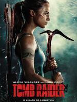 """Tomb Raider (2018) : Lara Croft, 21 ans, n'a ni projet, ni ambition : fille d'un explorateur excentrique porté disparu depuis sept ans, cette jeune femme rebelle et indépendante refuse de reprendre l'empire de son père. Convaincue qu'il n'est pas mort, elle met le cap sur la destination où son père a été vu pour la dernière fois : la tombe légendaire d'une île mythique au large du Japon. Mais le voyage se révèle des plus périlleux et il lui faudra affronter d'innombrables ennemis et repousser ses propres limites pour devenir """"Tomb Raider""""… ----- ...  Origine : U.S.A. Réalisateur : Roar Uthaug Acteurs : Alicia Vikander, Dominic West, Walton Goggins, Daniel Wu, Kristin Scott Thomas Genre : Aventure, Action Durée : 1h 58min Date de sortie : 14 Mars 2018 Année de production : 2018 Titre original : Tomb Raider Critiques Spectateurs : 3,7 Critiques Presses : 2,6"""