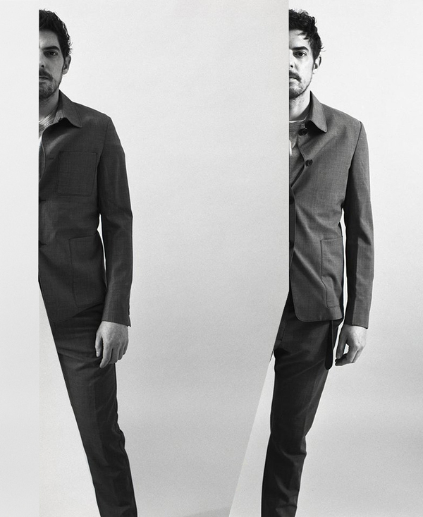 Perfect Man Damien Bonnard