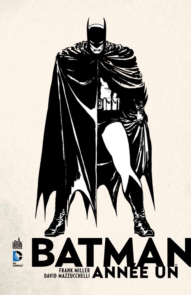 Batman Year One Annee Un Just A Word
