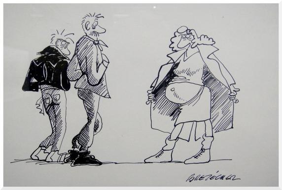 Exposition Claire Bretécher