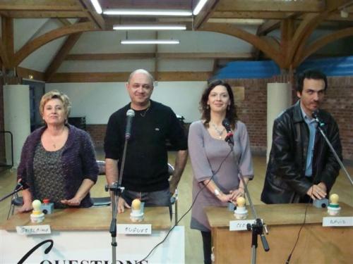 Décembre 2011 - Tournoi de Villeneuve d'Ascq