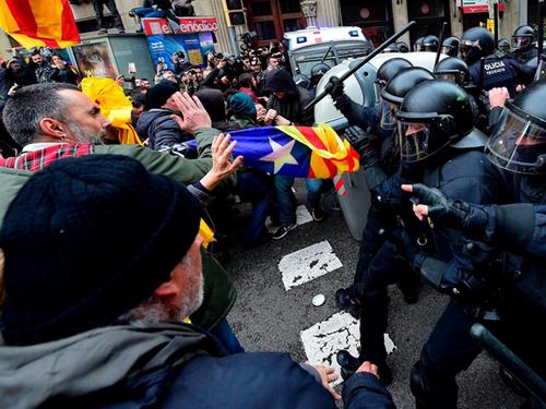 Le retour du fascisme en Espagne
