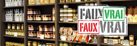 Les produits artisanaux : le vrai du faux