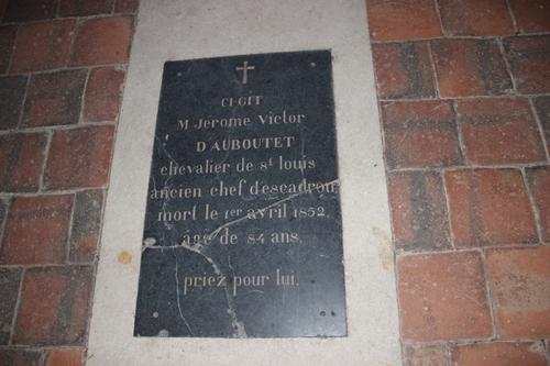 La chapelle funéraire de Jouhet (Vienne)