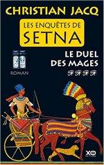 Les enquêtes de Setna tome 4