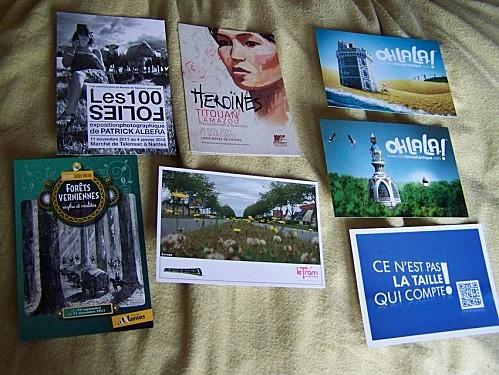 cartes vero bis janvier 2012