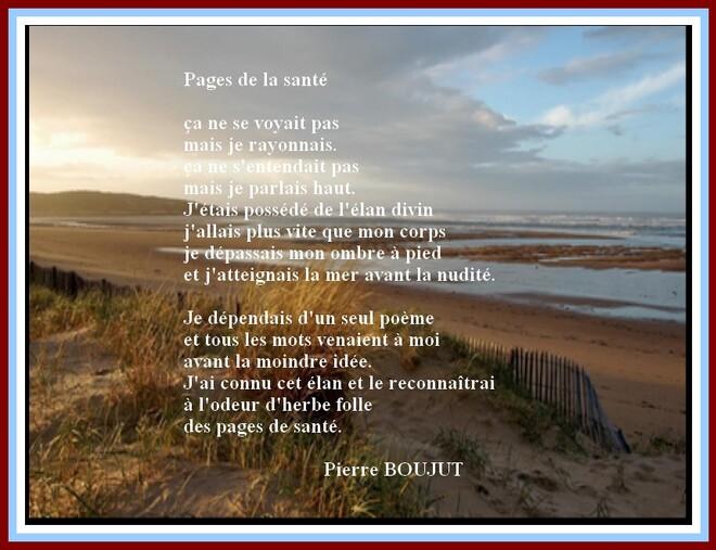 Auteur : le tonnelier-poète  Pierre Boujut
