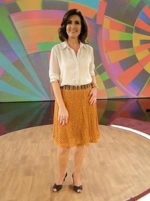 Mode pour les femmes pleines de dames d'âge mûr de style