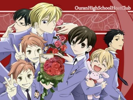 Ouran High School Host Club : Résumé
