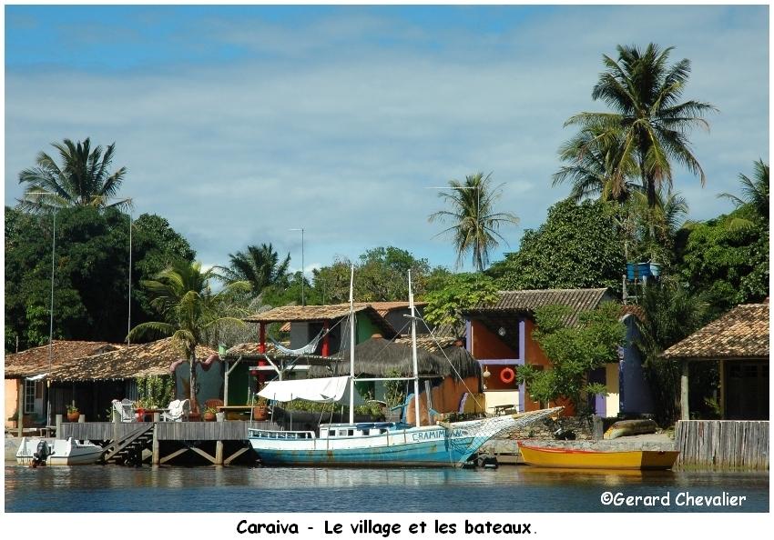 Caraiva (Brésil)