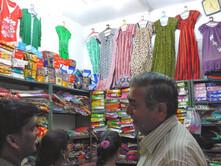 La Chemise de nuit en Inde
