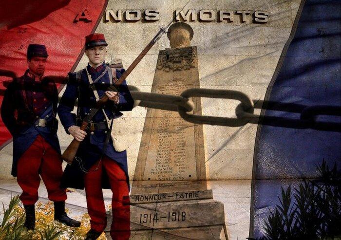 Fusillés pour l'exemple : ces soldats tués pour et par la France