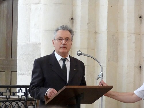 L'inauguration officielle de l'orgue de Molesme