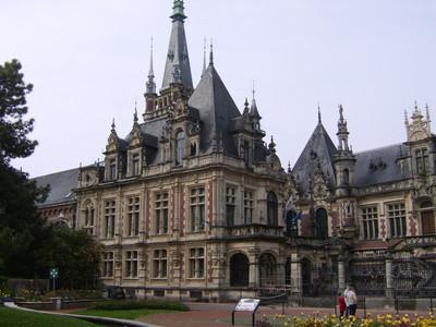 Blog de charlottopoire :Charlottopoire... mes petites créas..., Fécamp et le palais de la Bénédictine