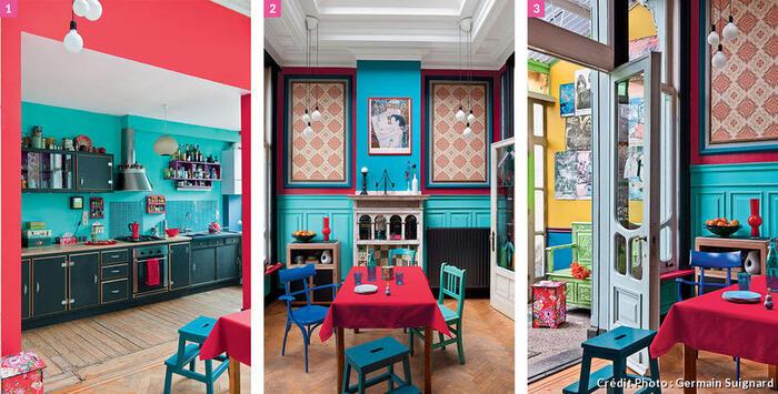 À Anvers - Un Voyage Haut En Couleur - Dans Le XIXème Siècle -  Par Christine Pirot-Hébras - Du Magazine Maison Créative -